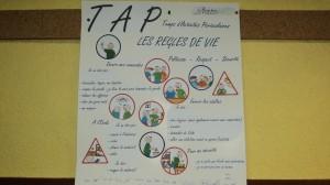 règles de vie TAP